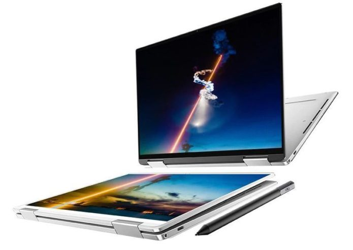 Dell XPS 13 2-in-1: First Ice Lake Laptop Is Now For Sale