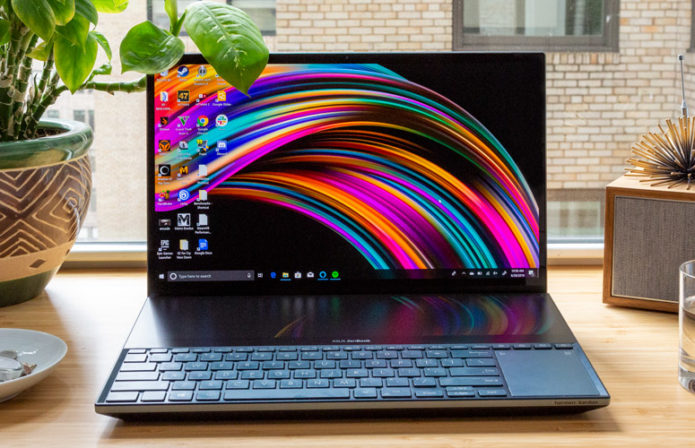 Asus ZenBook Pro Duo Review