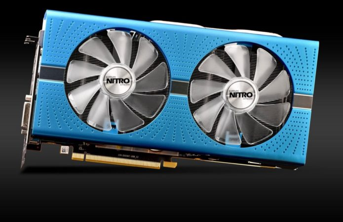 AMD adds Radeon Image Sharpening to some Radeon RX 400- and 500-series graphics cards