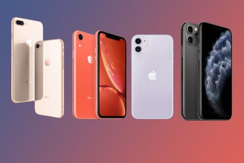 Which is the best iPhone? iPhone 8, iPhone XR, iPhone 11 or iPhone 11 Pro?