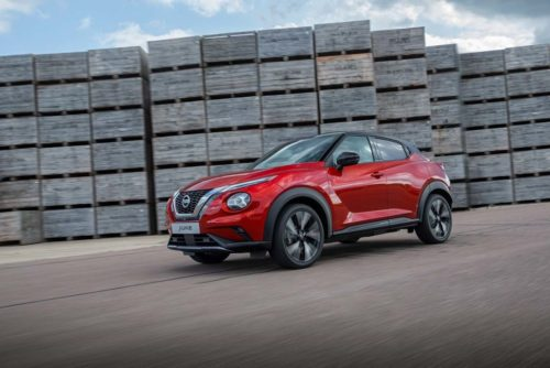 The new Nissan Juke is super-connected, but now looks a little more normal