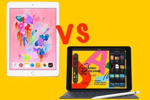 iPad (2019) vs iPad (2018): What's changed in the new entry-level iPad?