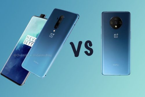 OnePlus 7T Pro vs OnePlus 7T: What's the rumoured difference?