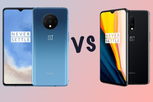 OnePlus 7T vs OnePlus 7: What's the difference?