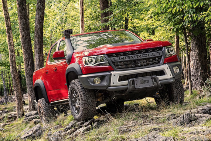 2019 Chevrolet Colorado ZR2 Bison Review: The Jeep Gladiator's Most Dangerous Foe