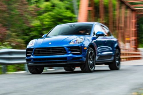 2019 Porsche Macan Is Familiarly Brilliant to Drive