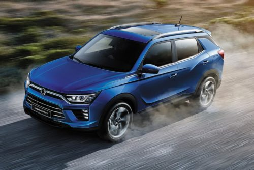 All-new SsangYong Korando arrives