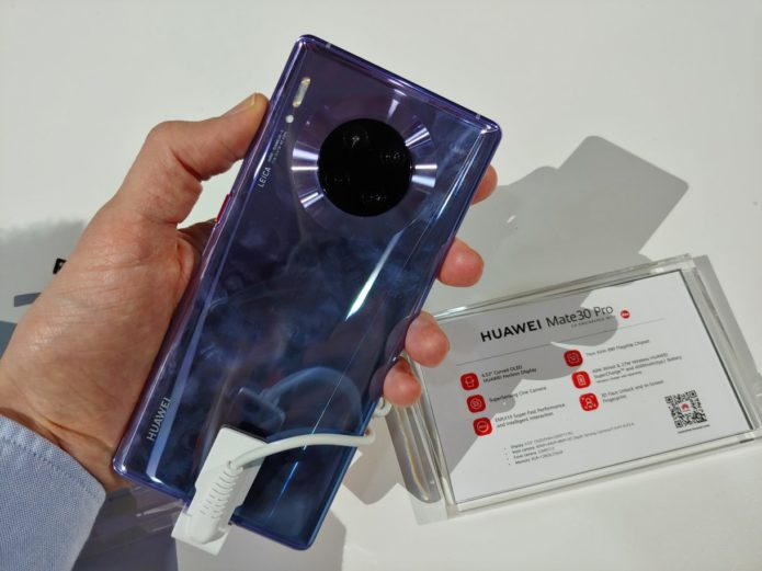 Hands on: Huawei Mate 30 Pro Review