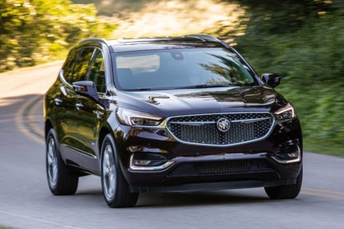 2020 Buick Enclave Review