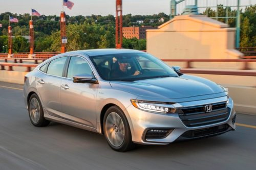 2020 Honda Insight Review