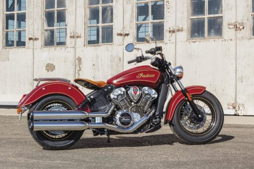 2020 INDIAN SCOUT BOBBER TWENTY + SCOUT 100TH ANNIVERSARY FIRST RIDE REVIEW (10 FAST FACTS)