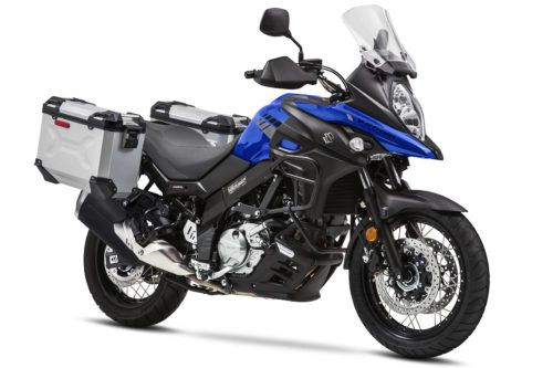 2020 SUZUKI V-STROM 650XT ADVENTURE FIRST LOOK (9 FAST FACTS)