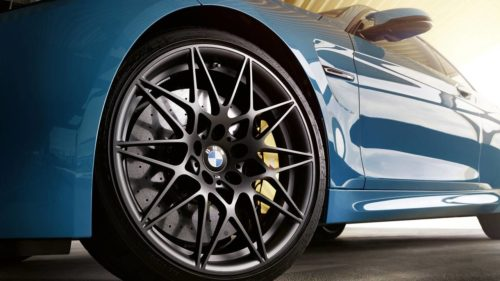 2020 BMW M4 Edition ///M Heritage limited to 750 units globally