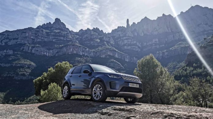 2020 Land Rover Discovery Sport first drive: Modern classic