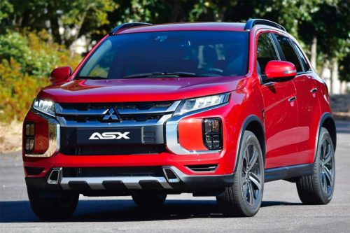 2020 Mitsubishi ASX gets new engine