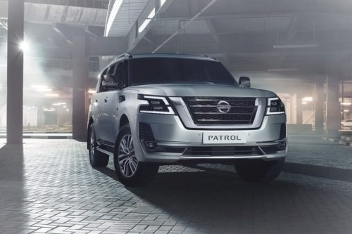 FIRST PICS: 2020 Nissan Patrol makes debut