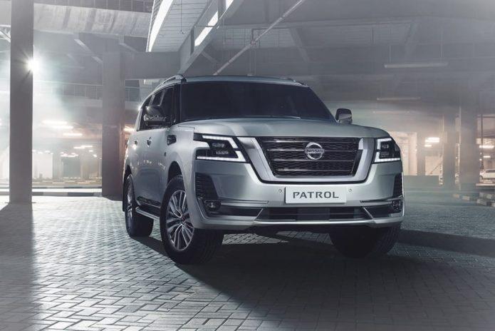 FIRST PICS: 2020 Nissan Patrol makes debut