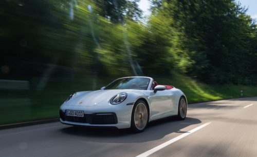 2020 Porsche 911 Carrera Excels Even in Entry-Level Form