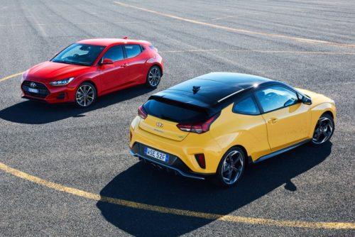 New Hyundai Veloster arrives