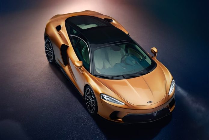 2020 McLaren GT Review – International