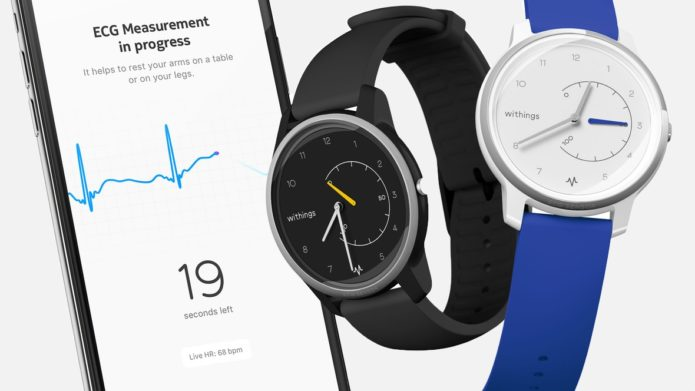 Withings Move ECG is ready to monitor serious heart health in Europe