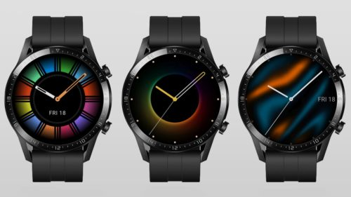 Huawei Watch GT 2 shows its sporty smartwatch self in teaser video