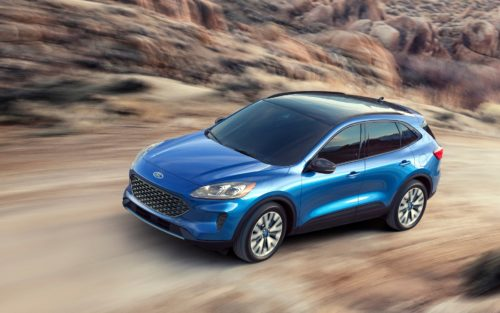 2020 Ford Escape Hybrid First Drive: A Smart Buy, But For How Long?