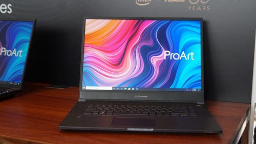 Asus ProArt StudioBook Pro X hands-on review