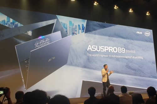 Asus announces the world's lightest 14-inch business laptop at IFA 2019
