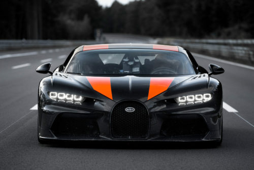 Bugatti Shatters Record to Become the Fastest Car in the World, But There's a Catch
