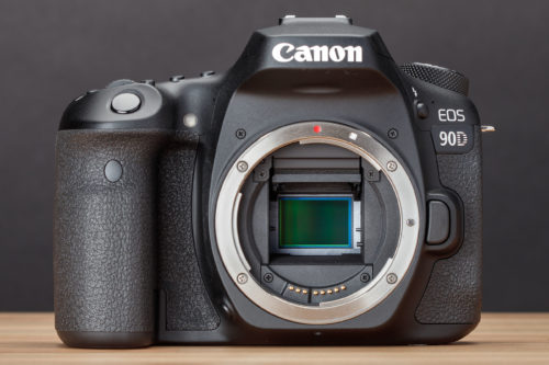 Canon EOS 90D Has Better Dynamic Range than EOS 80D