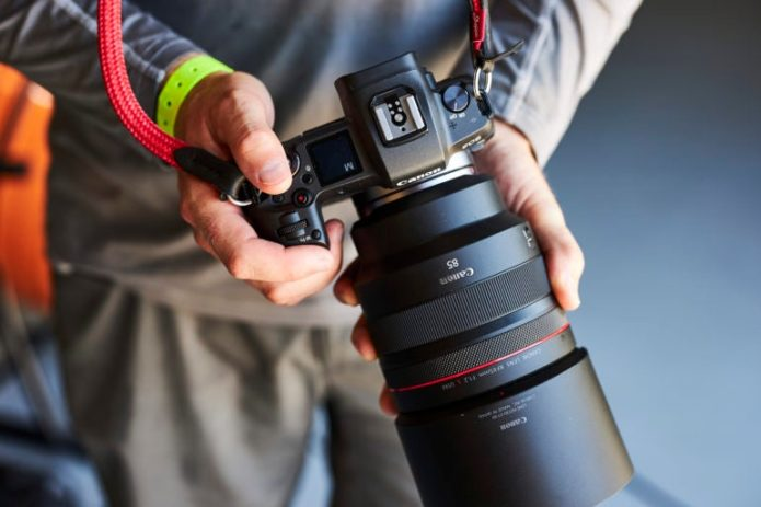 First Impressions: Canon RF 85mm F1.2 L USM (A Portrait Dream Lens)