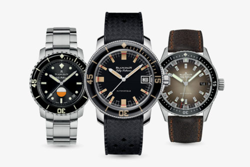 The Complete Buying Guide to the Blancpain Fifty Fathoms Watch