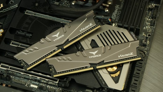 Team Group Vulcan Z 16GB DDR4 3200MHz Review: Nondescript Performance