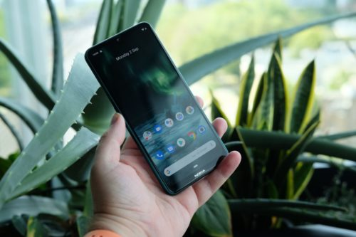 Hands on: Nokia 7.2 Review