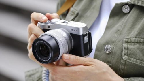 Fujifilm X-A7 brings an all-new CMOS sensor with copper wiring