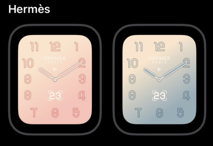 And finally: Hermès may have confirmed Apple Watch Series 5