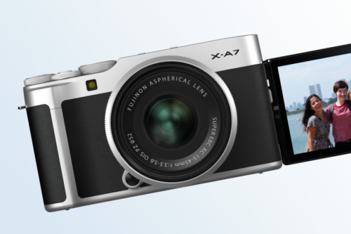 The Fujifilm X-A7 is your £699 route into its excellent X Series system