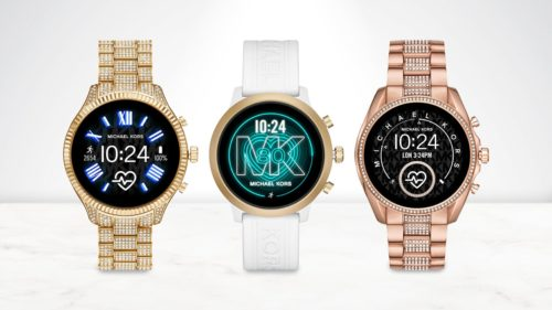 Michael Kors announces three new smartwatches including the sporty MKGO