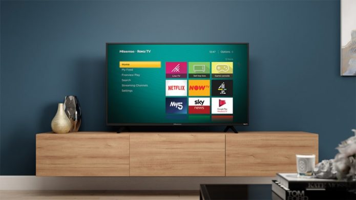 IFA 2019: Hisense announces the launch of the first Roku TV in the UK