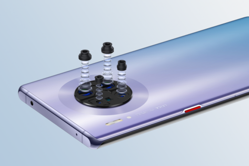 Huawei has revealed a launch date for the Mate 30 Pro