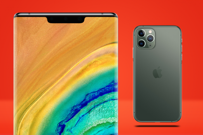 Huawei Mate 30 Pro vs iPhone 11 Pro: Which Pro phone is best?