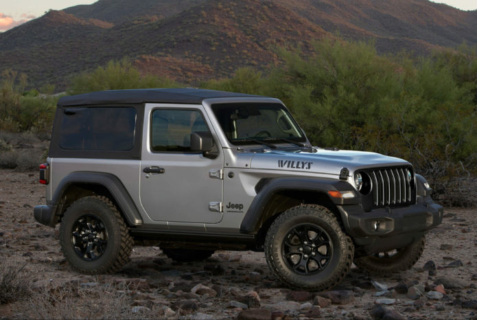 One of Our Favorite Versions of the Jeep Wrangler Has Returned