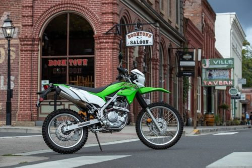 2020 Kawasaki KLX230 Review – First Ride