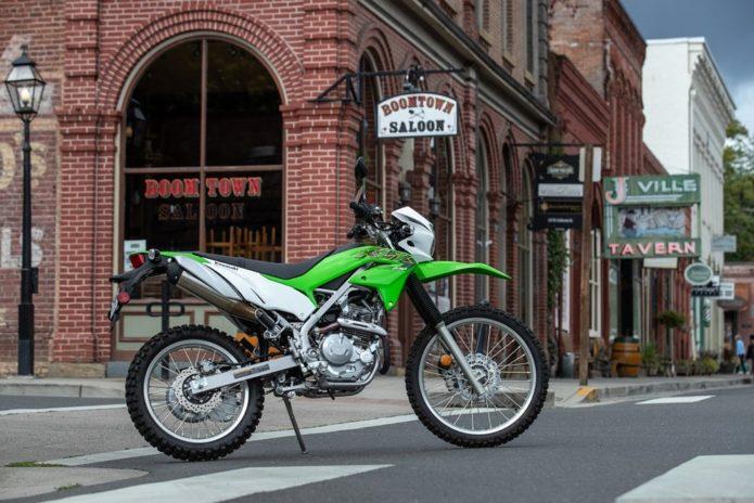 2020 Kawasaki KLX230 Review – First Ride