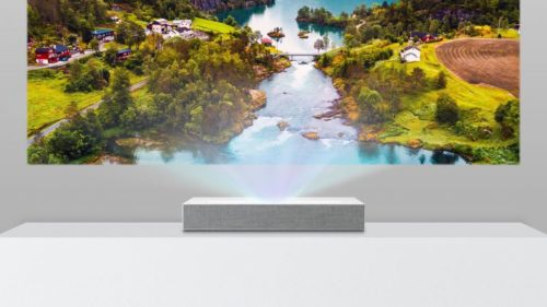 LG HU85LA CineBeam Projector review