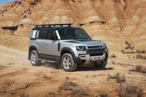 2020 Land Rover Defender: 10 Cool Things