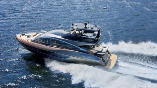 Lexus LY 650 Yacht is 65 feet of luxury