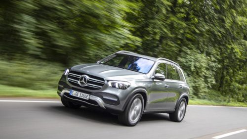 Mercedes GLE 350 de 4Matic, GLC 300 e 4Matic gets longer electric range
