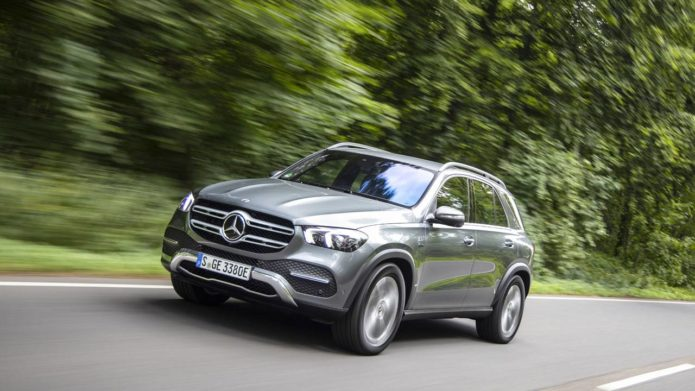 Mercedes GLE 350 de 4Matic, GLC 300 e 4Matic gets longer electric range